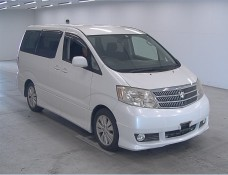 TOYOTA ALPHARD G 2002/AS/ANH10W