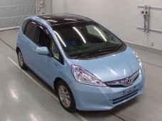 HONDA FIT HYBRID 2013/XH SELECTION/GP1