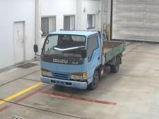 ISUZU ELF TRUCK 1996/DUMP 2t/NKR66ED