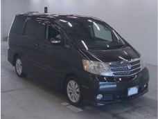 TOYOTA ALPHARD 2004/AS/ANH10W