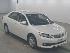 TOYOTA ALLION 2015/A15 G PACK/NZT260
