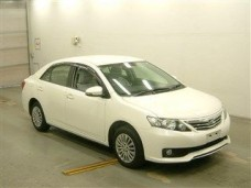 TOYOTA ALLION 2014/A15 G PACK/NZT260