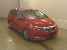 HONDA FIT 2015/HYBRID X/GP7