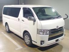 TOYOTA REGIUSACE 2016/SUPER GL/TRH200V