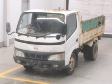 HINO DUTRO 2002/DUMP 2t/XZU321T