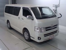 TOYOTA REGIUS  2013/LONG SUPER GL PRIME SELECTION/KDH201V
