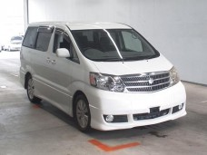 TOYOTA ALPHARD 2003/AS/ANH10W