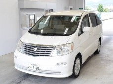 TOYOTA ALPHARD 2003/AX/ANH10W