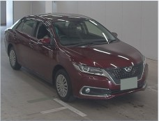 TOYOTA ALLION 2016/A15 G PACK/NZT260
