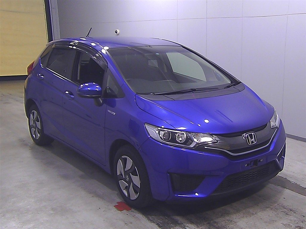 HONDA FIT 2014/HV L PKG/GP5