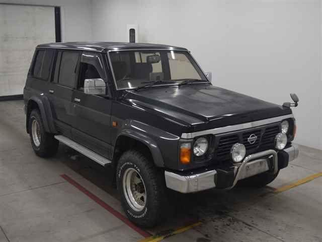 NISSAN SAFARI 1992/VGRANLORD 4WD/WRGY60